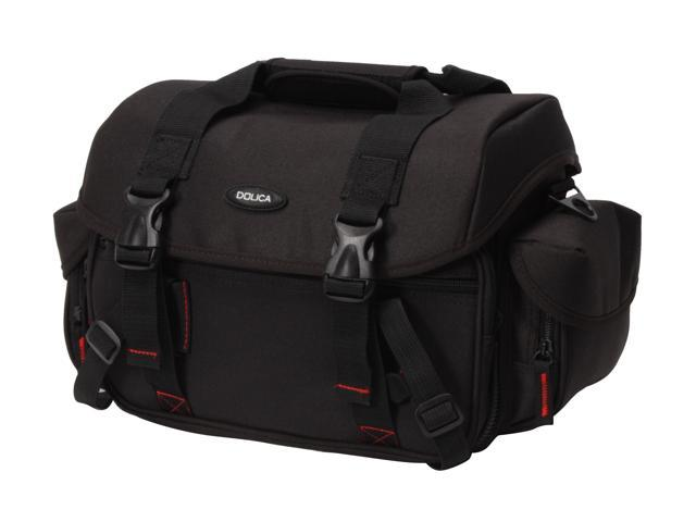DOLICA  GS-300  Black Case for DSLR and Camcorder