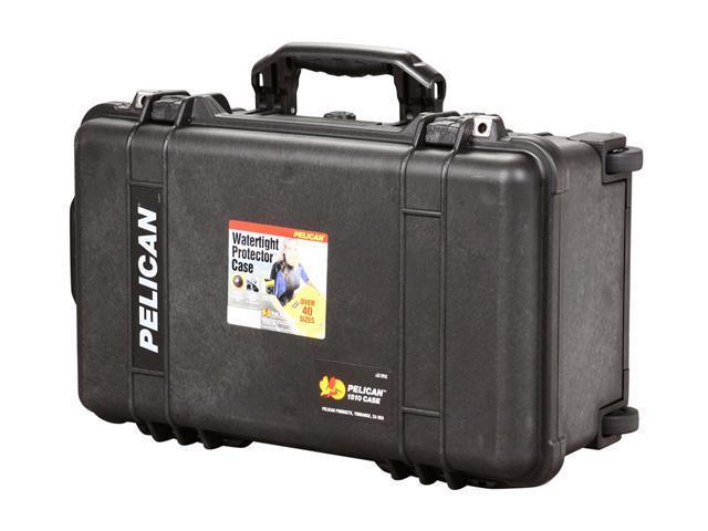 PELICAN 1510-000-110 Black Medium Carry-On Case