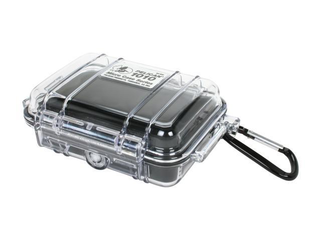 PELICAN 1010-025-100 Black Multi Purpose Micro Case