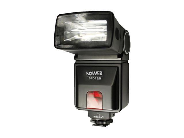 Bower SFD728C Auto-Focus Digital Flash for Canon E-TTL I/II Dedicated