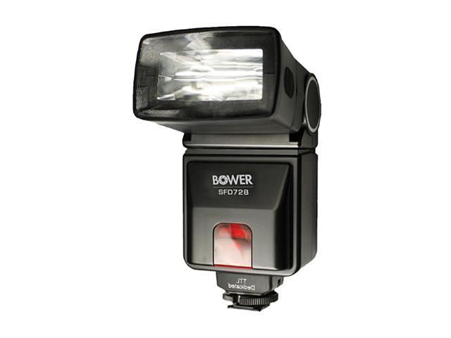 Bower SFD728N Auto-Focus Digital Flash for Nikon i-TTL Dedicated