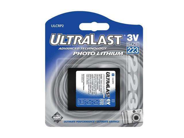 ULTRALAST UL-CRP2 Lithium Photo Battery