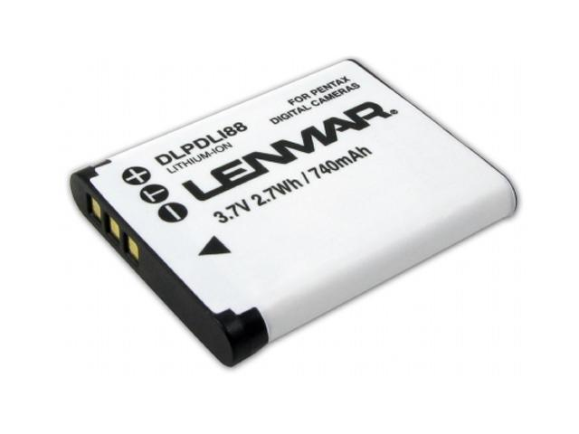 LENMAR DLPDLI88 Battery for Digital Cameras and Camcorders