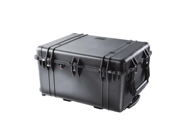 PELICAN 1630-000-110 Black Transport Case W/ Pick N' Pluck Foam