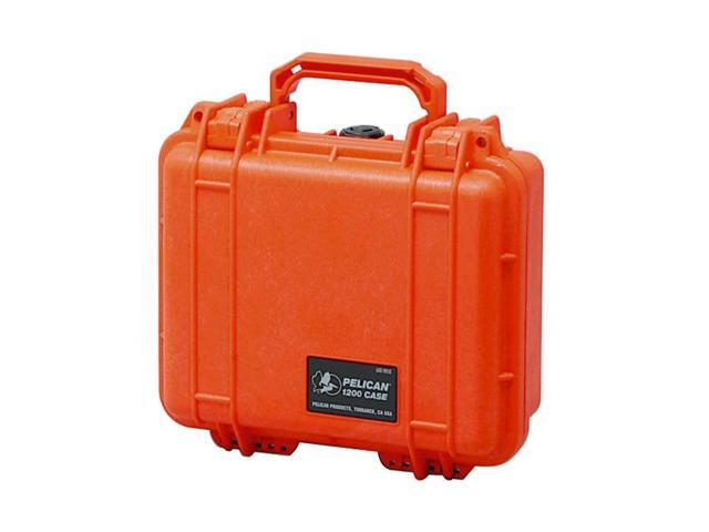 PELICAN 1200-000-150 Orange Carrying Case for Multi Purpose