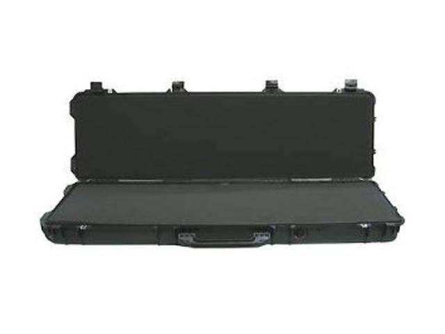 PELICAN 1750-000-110 Black Long Rifle Gun Case with Foam