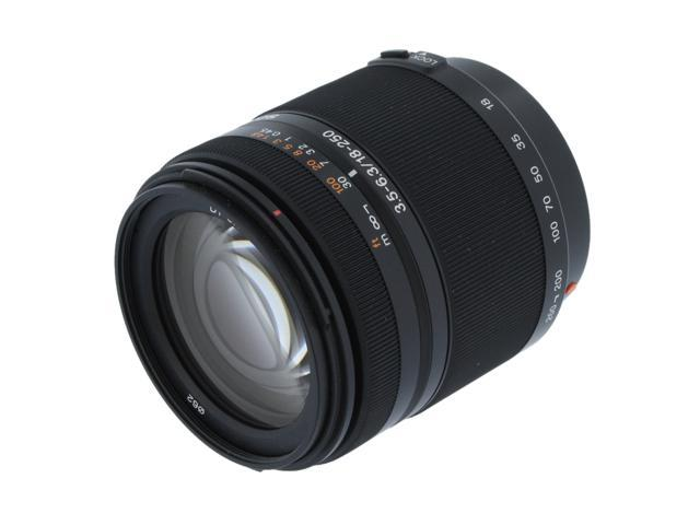 SONY DT 18-250mm f/3.5-6.3 Zoom Lens