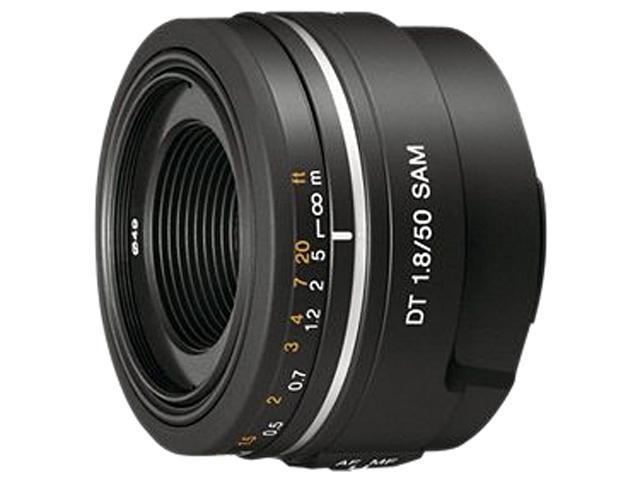 SONY SAL-50F18 SLR Lenses Lens Black