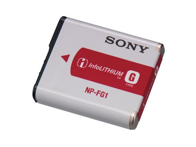 SONY NP-FG1 960 mAh 3.6V Li-Ion Rechargeable Battery Pack