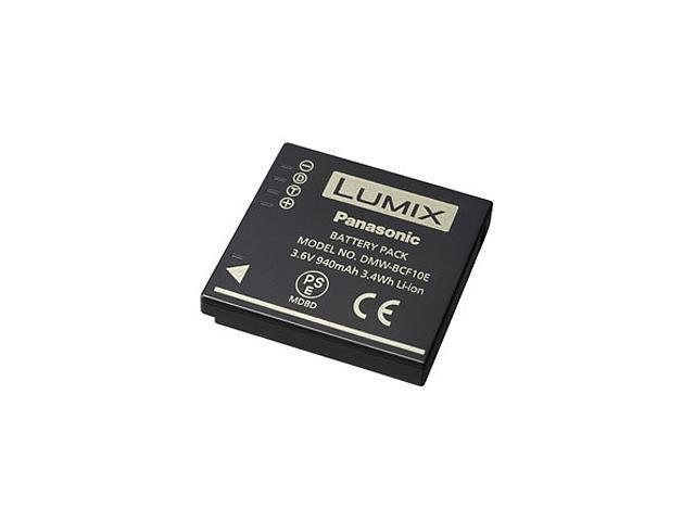 Panasonic DMW-BCF10 1-Pack 940mAh Li-Ion Battery