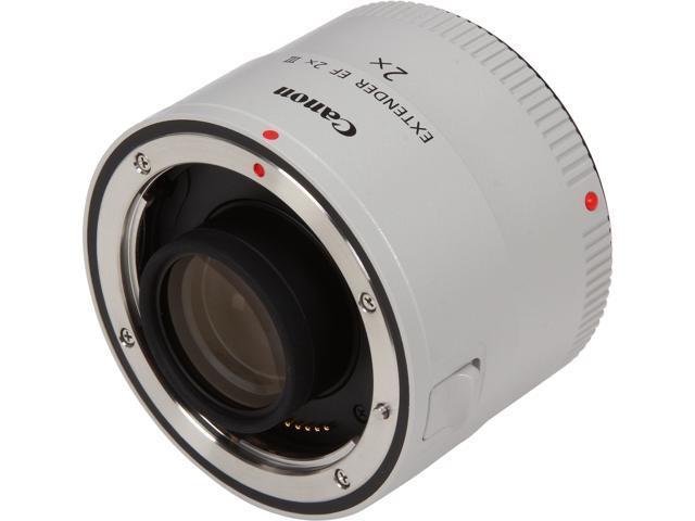 Canon Extender EF 2x III 4410B002 Teleconverter White