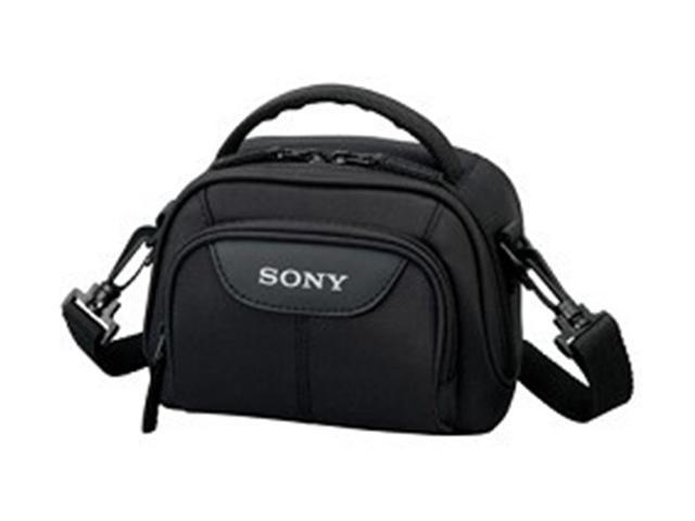 SONY LCS-VA15/B Video Camcorder Bags & Cases Black Stylish Soft Case
