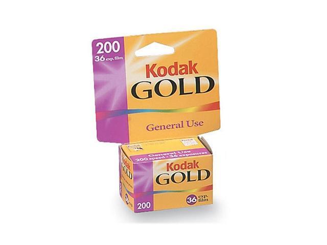 Kodak 6034003 Bright Sun Flash Film 200/36EXP