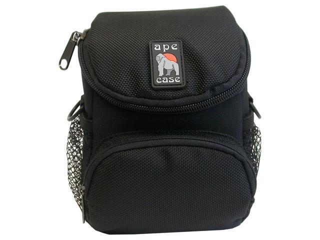 ape case 200 Series AC220 Black Digital Camera and Mini Camcorder Case