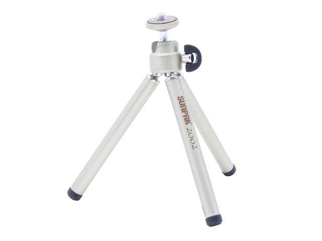 SUNPAK 2002 Ultra-compact Lightweight Pocket Tripod