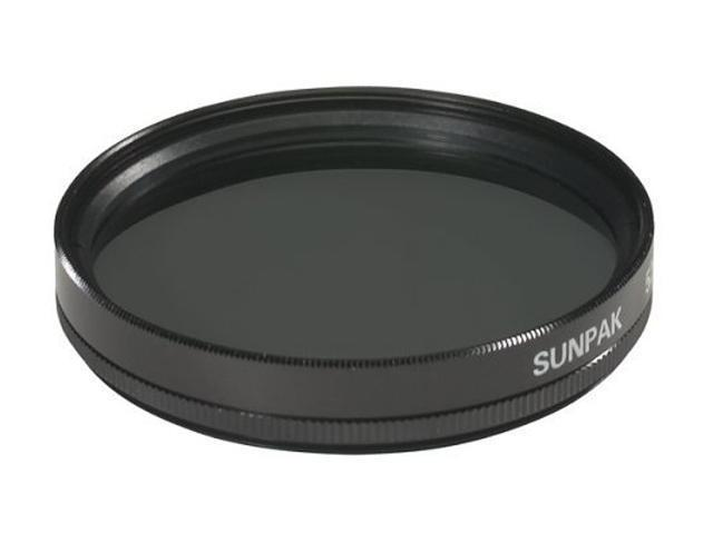 SUNPAK CF-7059 58mm Circular Polarized Filter