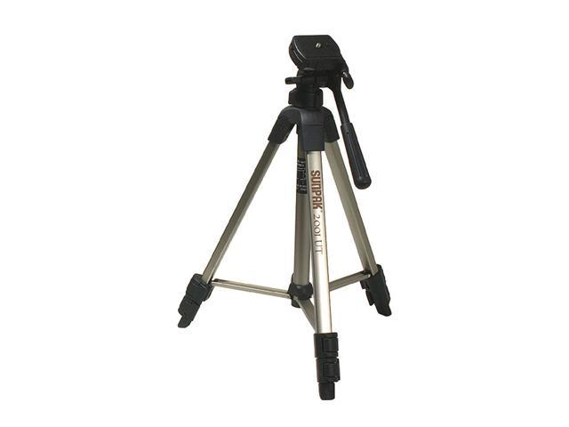 SUNPAK 2001UT Tripod with 3-Way Panhead and Quick-Release