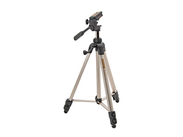 Tripod with 3-Way Pan / Tilt Head (Quick Release)