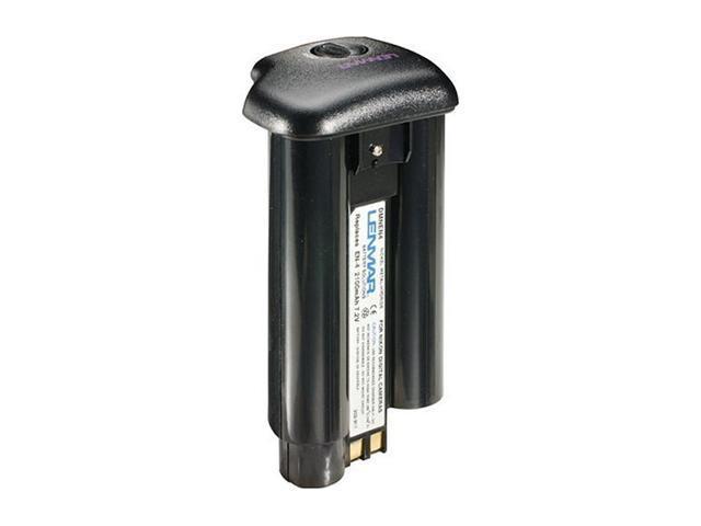 LENMAR DMNEN4 7.2V 2100mAh Ni-MH DC Battery Replaces Nikon EN4