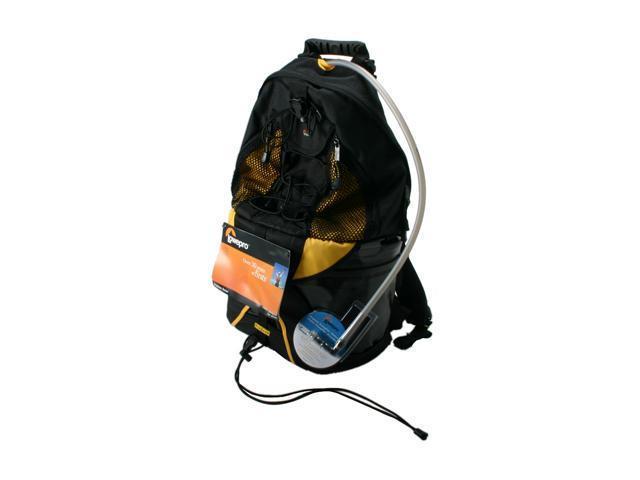 Lowepro LP34733-PEF SLR Camera Bags & Cases Yellow DryZone Rover  Waterproof Backpack