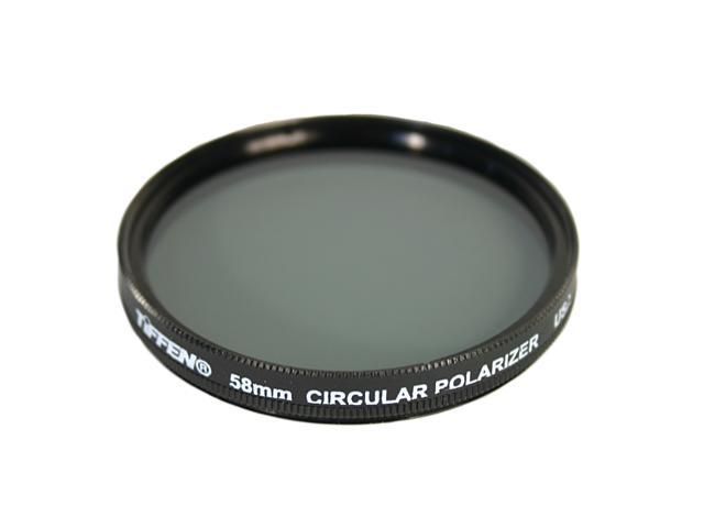 TIFFEN 58CP 58mm Circular Polarizer Filter