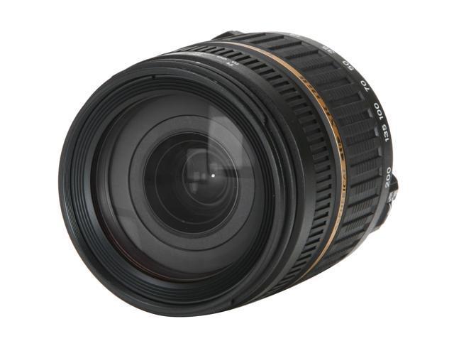 TAMRON AF 18-200mm F/3.5-6.3 XR Di-II LD Aspherical (IF) Macro Zoom Lens with Built in Motor for Nikon Digital SLR