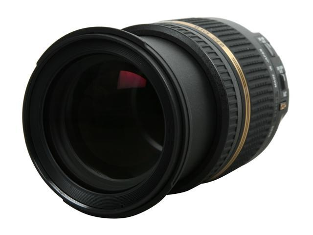 TAMRON AFB005C-700 SP AF VC 17-50mm F/2.8 XR Di II LD (IF) Lens - for Canon Black