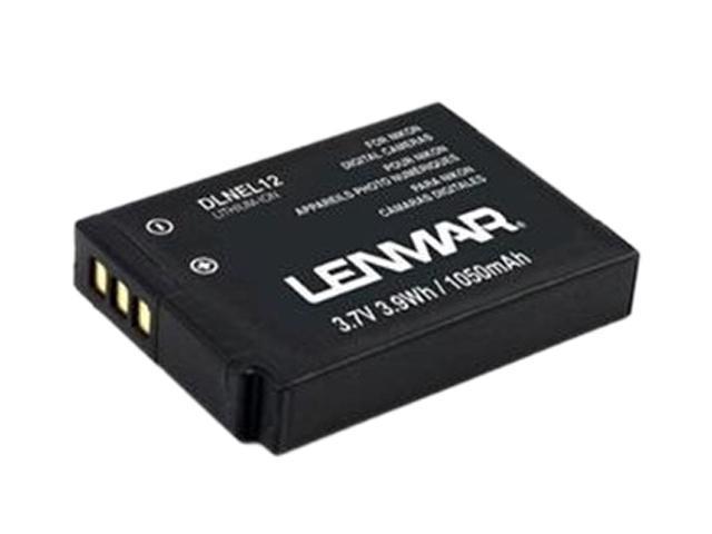 LENMAR DLNEL12 1-Pack 1050mAh Li-Ion Battery