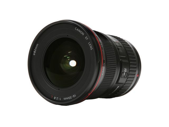 Canon 1910B002 SLR Lenses EF 16-35mm f/2.8L II USM Ultra-Wide Zoom Lens Black