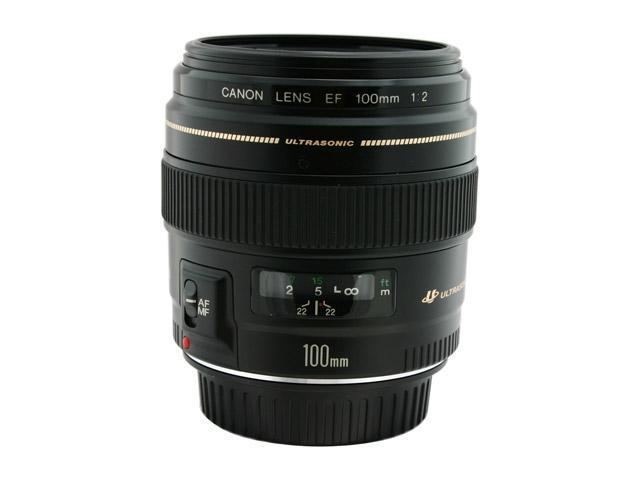 Canon EF 100mm f/2 USM Standard & Medium Telephoto Lens