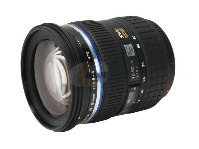 OLYMPUS ED 12-60mm f/2.8-4.0 SWD Lens