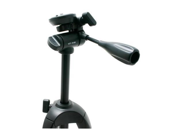 SONY VCT-R100 Lightweight Tripod (Black)
