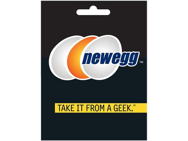 Newegg $50 Gift Card