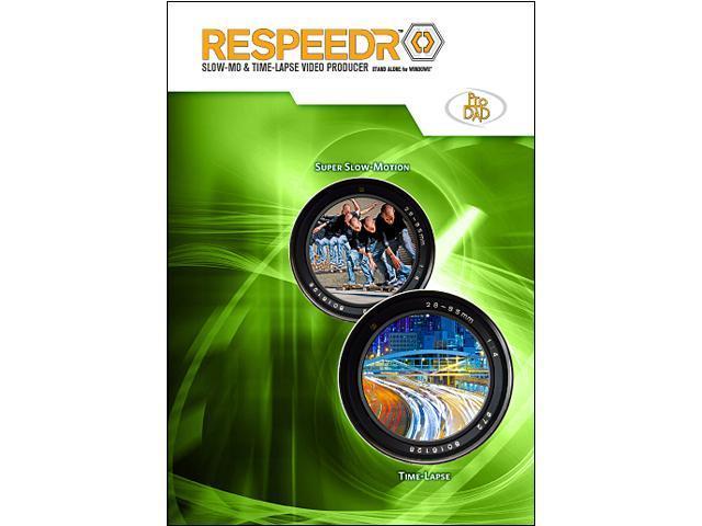 proDAD ReSpeedr - Download
