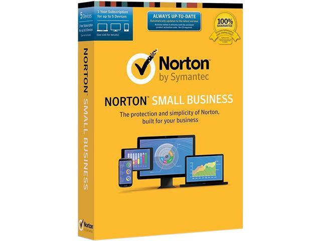 Symantec Norton Small Business - 5 Devices