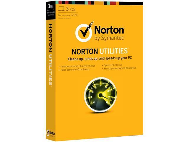 Symantec Norton Utility 16.0 Key Card - 3 Devices