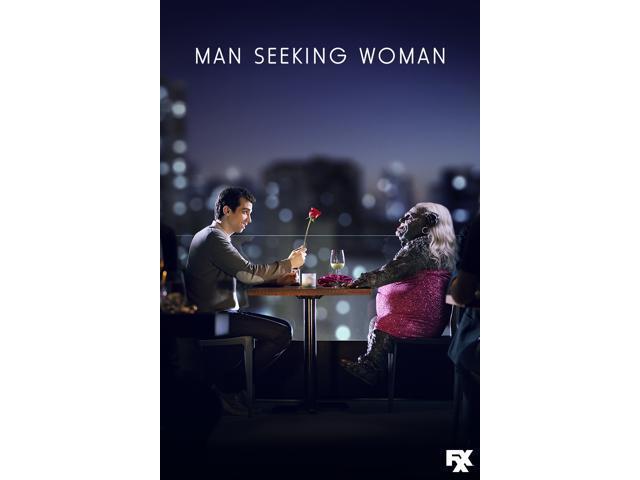 man seeking woman season 1 review Watch man seeking woman - season 2 episode 1 - wings on tvbuzer mike resents josh for spending all his time with his new girlfriend.