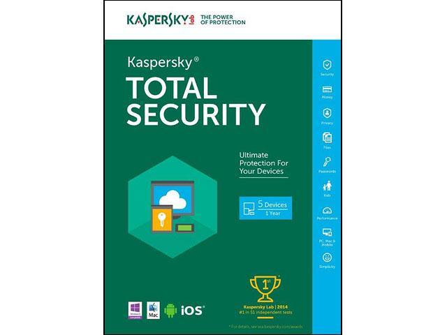 Kaspersky Internet Security 5 User