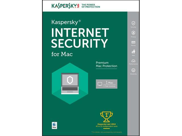 Kaspersky Kaspersky Internet Security for Mac - Download