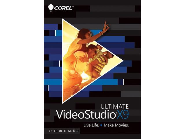 Corel VideoStudio Ultimate X9 - Download