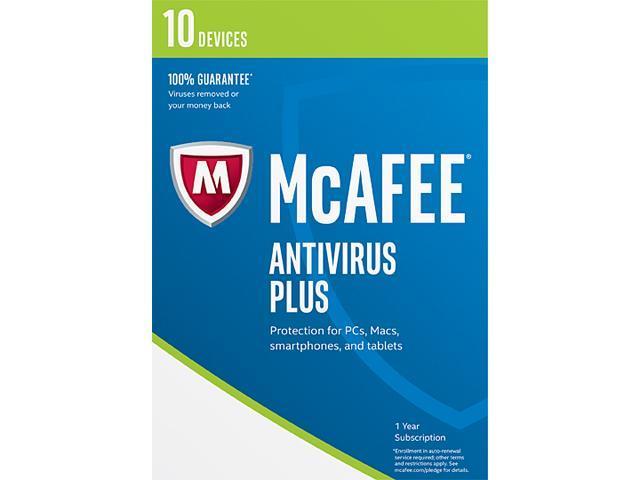 Mcafee Antivirus 2017 10 Device Free Upgrade To 2018