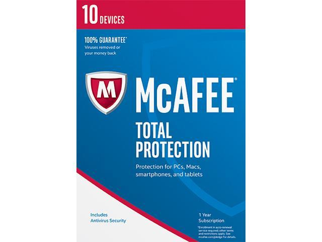 Mcafee total protection 2017 final version windows
