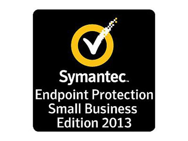 3 Year - Symantec Endpoint Protection Small Business Edition 2013 - 1 User License - Commercial - Minimum 25 to 49 Unit Purchase ...