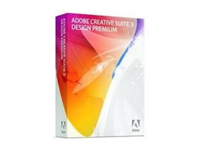 Adobe CS3 Design Premium For Windows