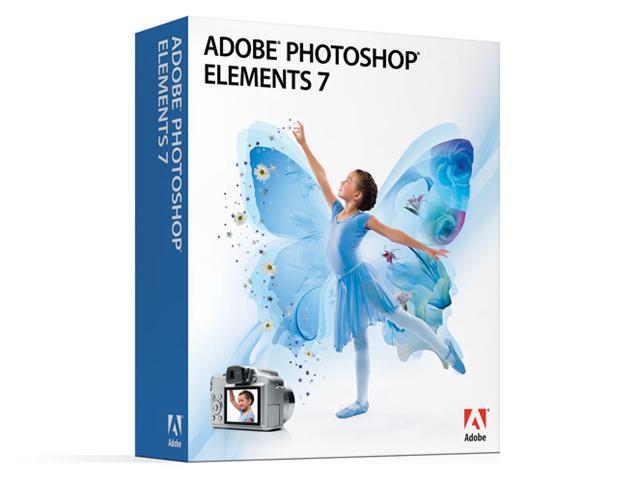 Adobe Photoshop Elements 7 - Mini Box