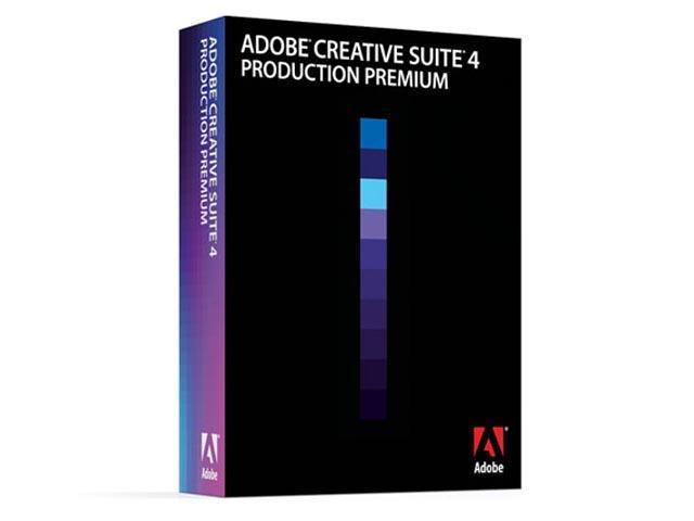 Adobe Production Premium Cs4 Upgrade Suite Intro Price