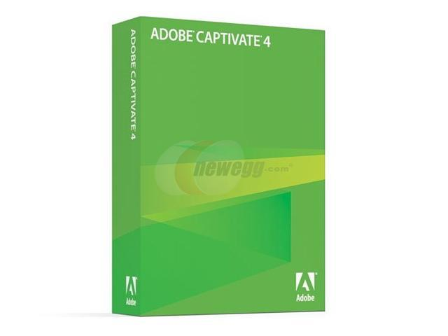 Adobe Captivate 4.0 for Windows