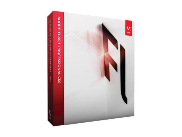 Adobe Flash Pro CS5 Upgrade For Windows