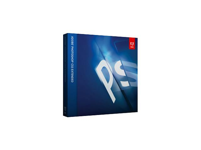 Adobe Photoshop Extended CS5 for Windows - Upgrade Version
