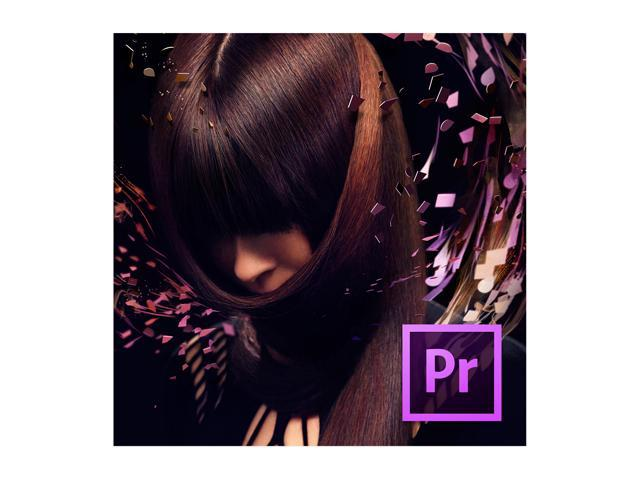 Adobe Premiere Pro CS6 for Windows - Full Version [Legacy Version]